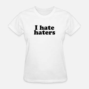 Blaspheme I hate Hater - Women's T-Shirt
