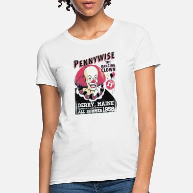 Clown pennywise - Women's T-Shirt