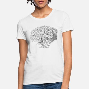 Bouquet Vintage Flowers Bouquet - Women's T-Shirt