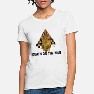 Mystery death on the nile - Women's T-Shirt