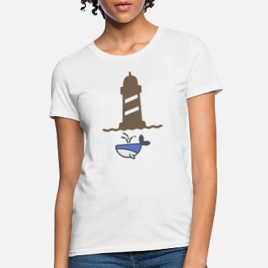 Pollute water pollution - Women's T-Shirt