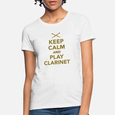 Clarinet Clarinet - Women's T-Shirt