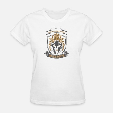 A Warrior WARRIOR - Women's T-Shirt