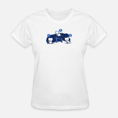 Counting Cats Counting Cats - Women's T-Shirt