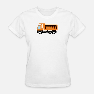 Construction Site Tipper Construction Site - Women's T-Shirt