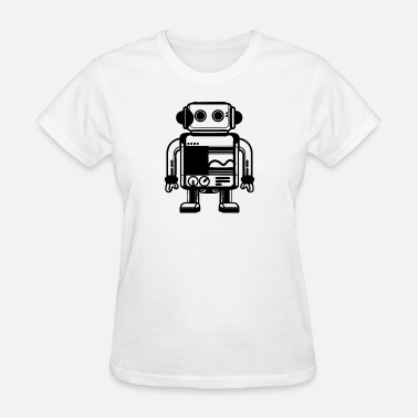Bot Hot for Bot - Women's T-Shirt