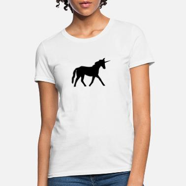 Bewinged unicorn - Women's T-Shirt