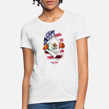 Us Citizen US Mexican Citizens - Women's T-Shirt