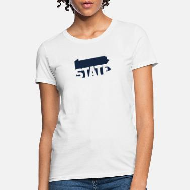 State Capital State - Women's T-Shirt