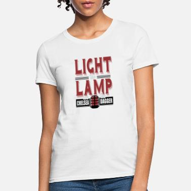 Chicago Blackhawks Light The Lamp - Women's T-Shirt