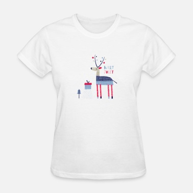 Best Sell Ugly Holly Jolly - Women's T-Shirt