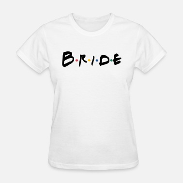 Sexy Girl Bandana Bride Unisex Tee Bridal Party Bridal Party Tops Br - Women's T-Shirt