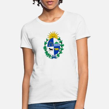Rio De La Plata National Coat Of Arms Of Uruguay - Women's T-Shirt