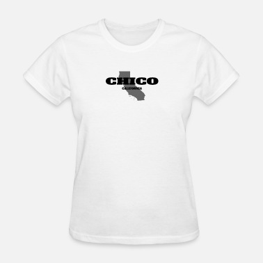 Chico CALIFORNIA CHICO US STATE EDITION - Women's T-Shirt