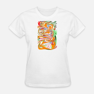 Splash Color Splash Color Splash - Women's T-Shirt