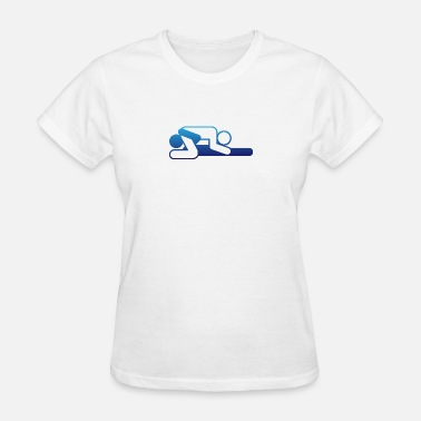 69 Sex Position A Couple In 69 Position - Women's T-Shirt