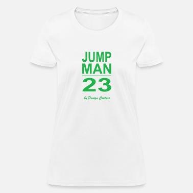 JUMP MAN 23 GREEN - Women  39 s ... f5e8711316