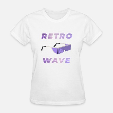 Retro Wave Retro Wave - Women's T-Shirt