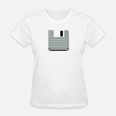 5 5 Inches Floppy disk - Women's T-Shirt