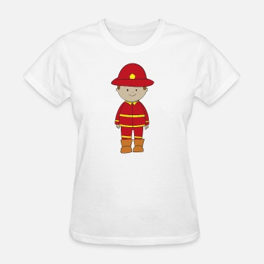 Firefighters Kids firefighter - Women's T-Shirt