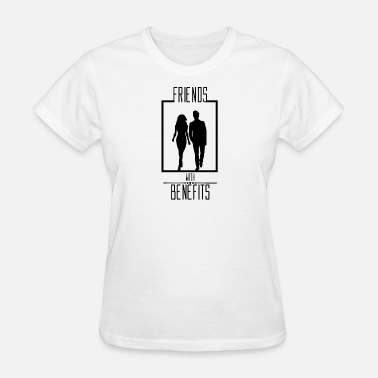 Friend-with-benefits Friends with benefits - Women's T-Shirt