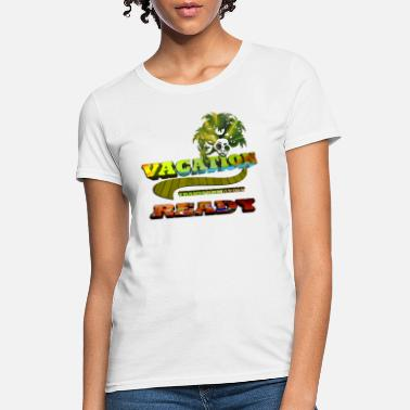 VACATION TRANSFORMATION - Women's T-Shirt