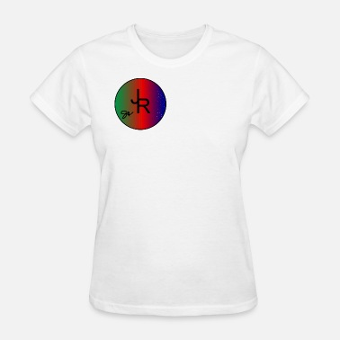 Logos National joey rios logo nationality - Women's T-Shirt