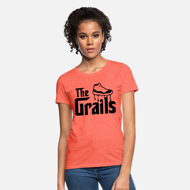 f4e75940d7c the grails jordan 11 graphics Women's T-Shirt | Spreadshirt