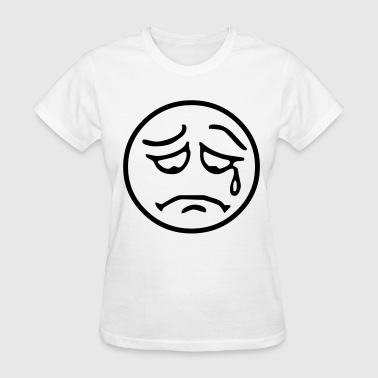 smiley - Women's T-Shirt