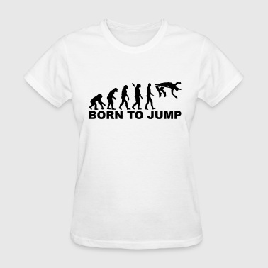 High Jump - Women's T-Shirt