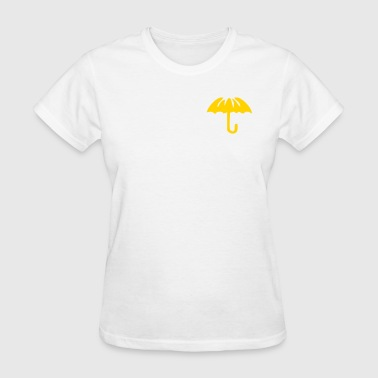 umbrella - Women's T-Shirt