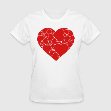 Heart of Hearts - Women's T-Shirt