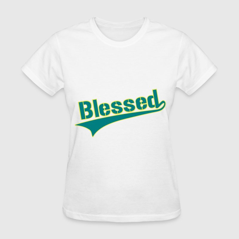 Blessed - Women's T-Shirt