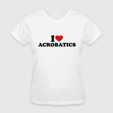 Acrobatics - Women's T-Shirt