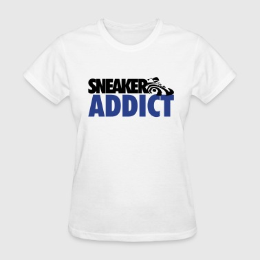 sneaker addict - Women's T-Shirt