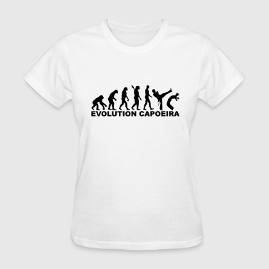 Capoeira - Women's T-Shirt