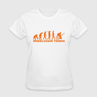 Wheelchair tennis - Women's T-Shirt
