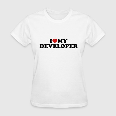 Developer - Women's T-Shirt