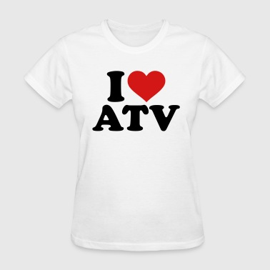 ATV - Women's T-Shirt
