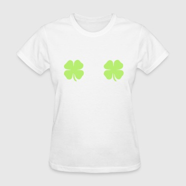 Shamrock - Women's T-Shirt