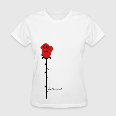 Prickly rose - Women's T-Shirt