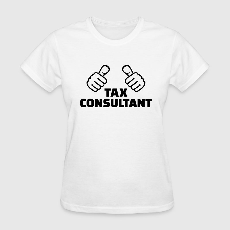 Tax consultant - Women's T-Shirt