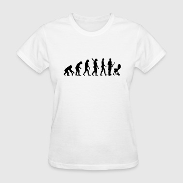 Evolution BBQ barbecue - Women's T-Shirt