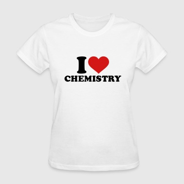 Chemistry - Women's T-Shirt