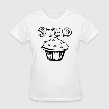 stud muffin - Women's T-Shirt