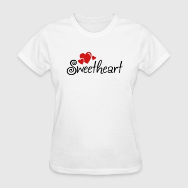 Sweetheart - Women's T-Shirt