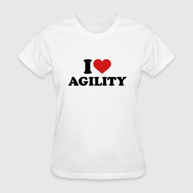 Agility - Women's T-Shirt