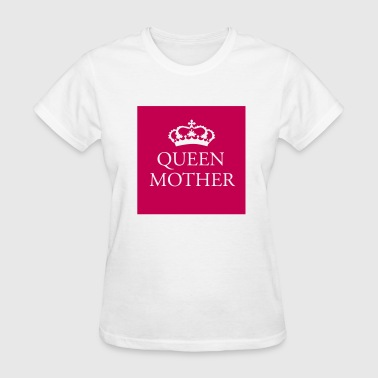 Gin O'Clock Queen Mother - Women's T-Shirt