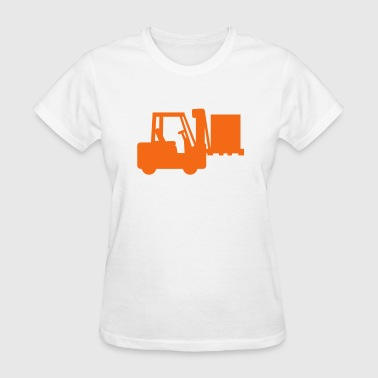 Forklift - Women's T-Shirt