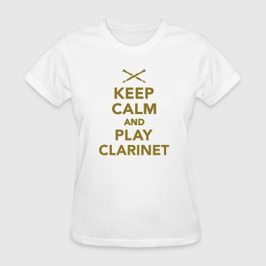 Clarinet - Women's T-Shirt